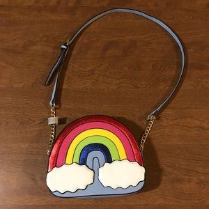 Handbags - Rainbow purse NWOT
